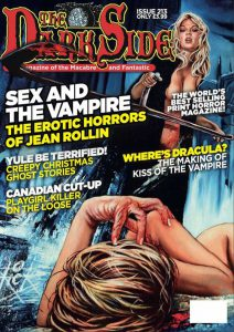 Cover of The Dark Side Magazine
