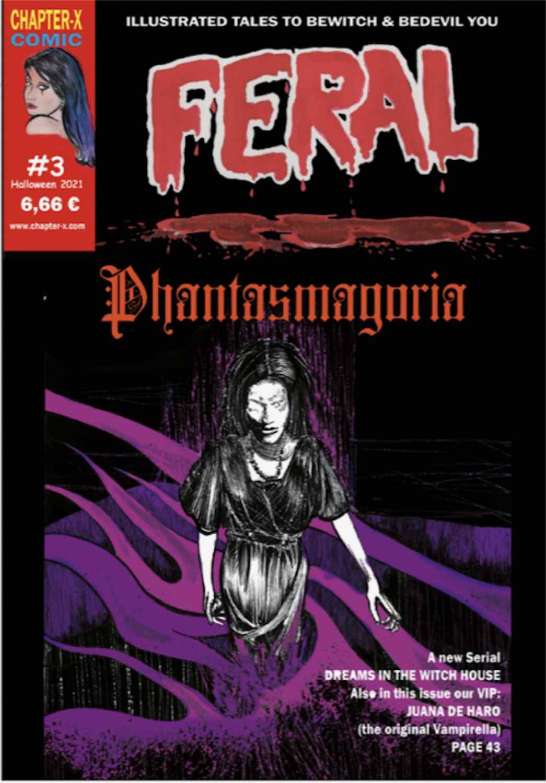 Feral Magazine Cover